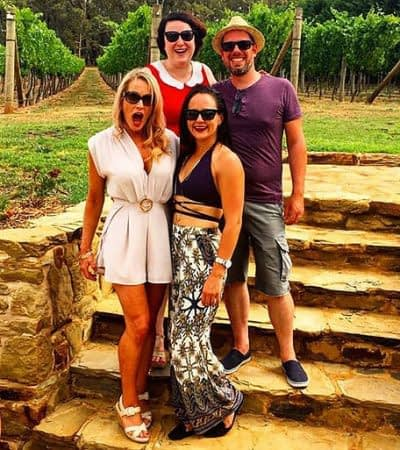 Hens Tours with Daylesford Wine Tours
