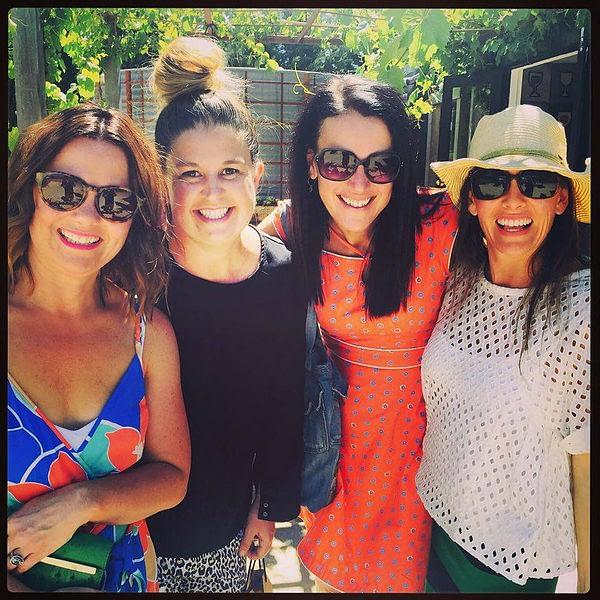 Daylesford Wine tours ladies groups